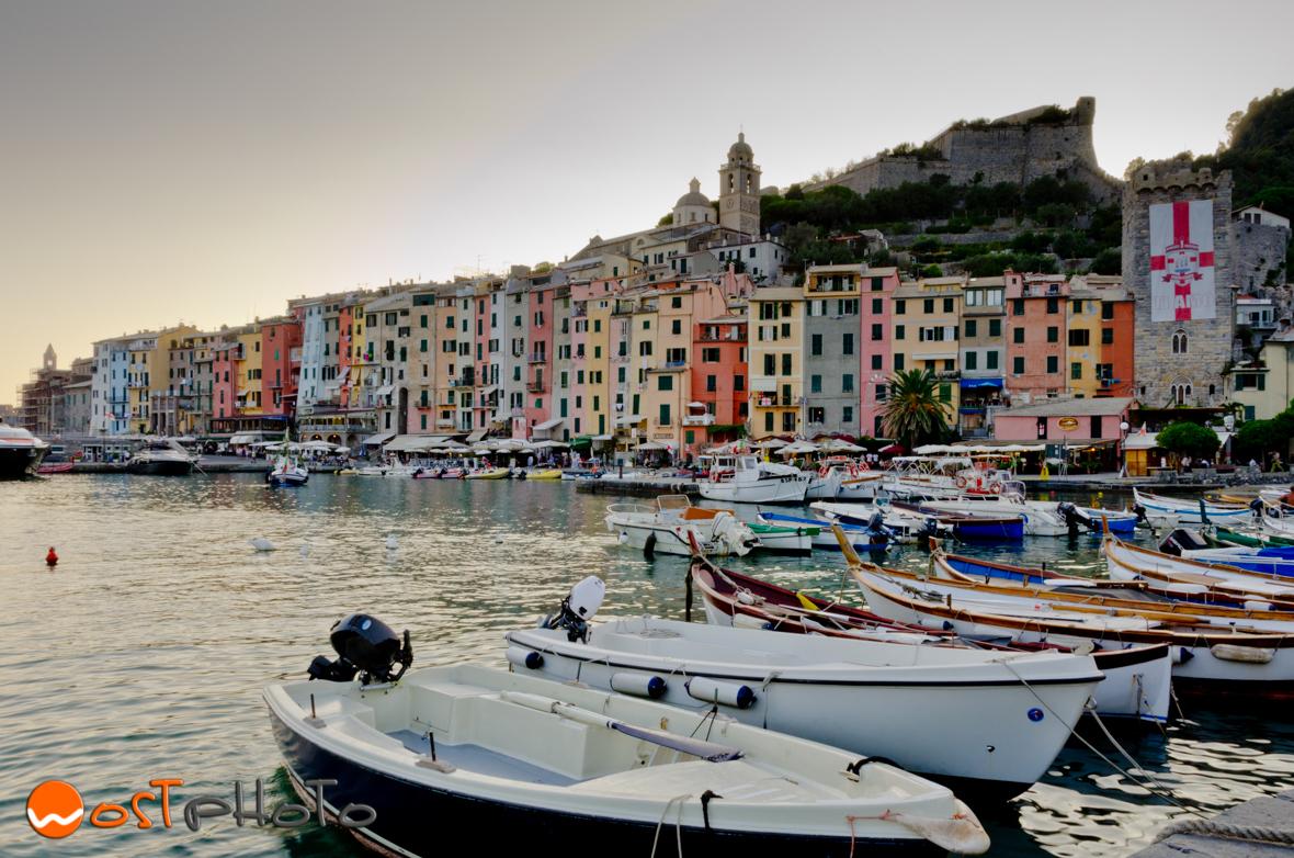 """Porto Venere, the """"other Portofino"""" on the Italian Rivera"""