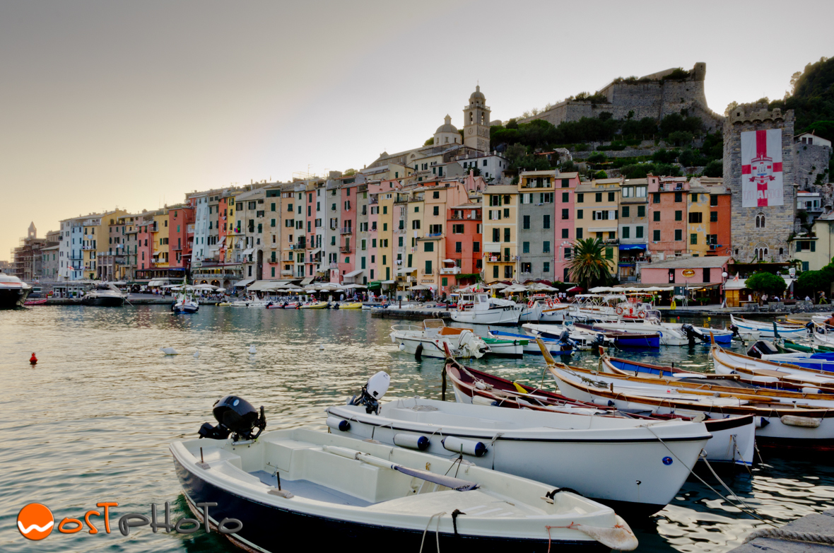 "Porto Venere, the ""other Portofino"" on the Italian Rivera"