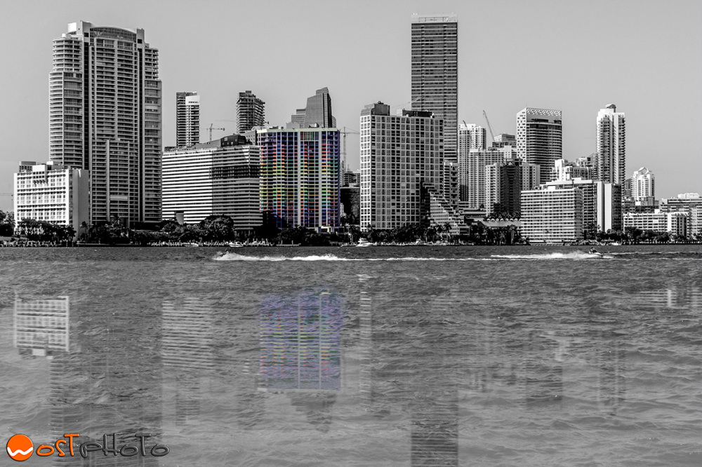 Composite of Miami, Florida/USA