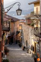 Lake Como, wost, wostphoto, wolfgang stocker, Bellagio, street, alley, Pearl of Lake Como, lake, Italy, Lombardy, Lago di Como, Comosee,