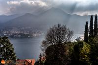 Lake Como, wost, wostphoto, wolfgang stocker, lake, fog, Italy, Lombardy, Lago di Como, Comosee,