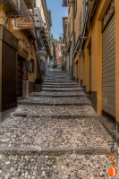 Lake Como, wost, wostphoto, wolfgang stocker, Bellagio, Pearl of Lake Como, lake, Italy, Lombardy, Lago di Como, Comosee, stairs, alley