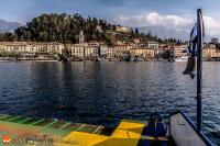Lake Como, wost, wostphoto, wolfgang stocker, Bellagio, Pearl of Lake Como, lake, Italy, Lombardy, Lago di Como, Comosee, ferry, car ferry, bell,