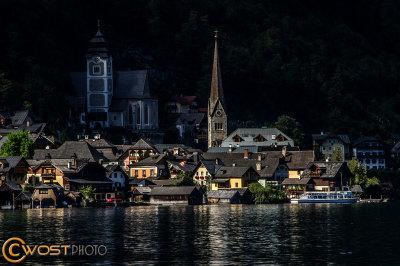 Hallstatt, Hallstaettersee, wostphoto, wolfgang-stocker, village, Austria, Uper-Austria, Salzkammergut, Oberoesterreich