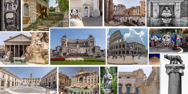 The Eternal City – exciting and exhausting