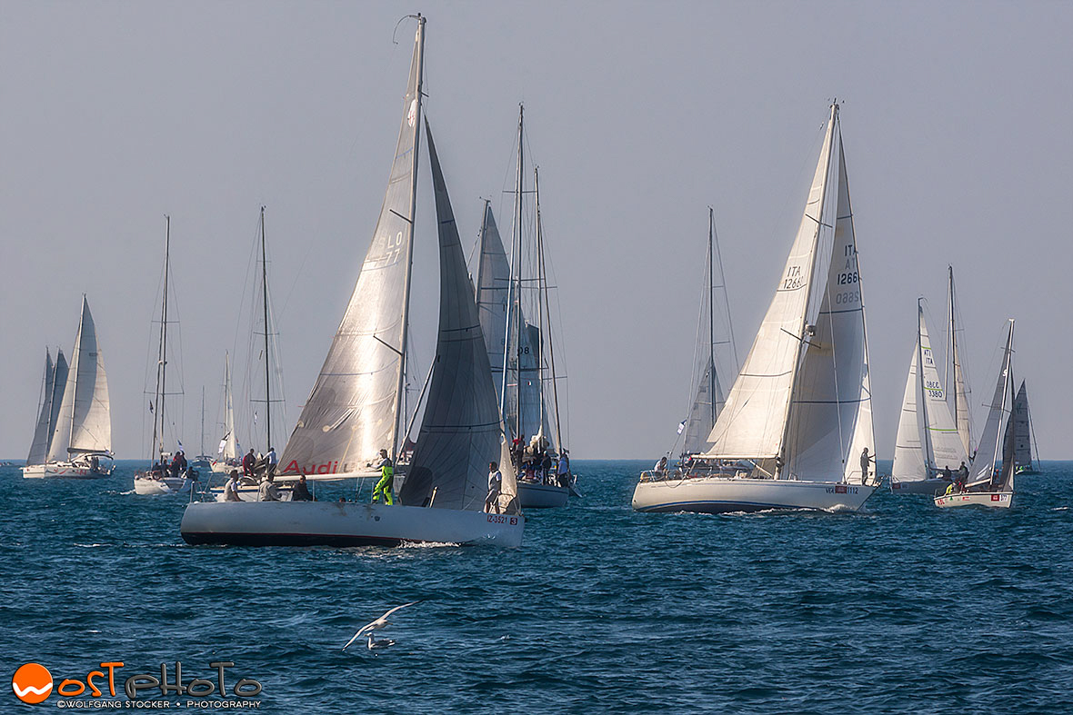 50th Barcolana in Trieste
