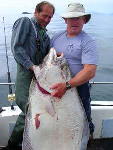 halibut fishing homer alasla