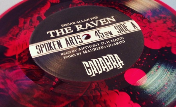 Review of THE RAVEN - Limited Edition Vinyl!