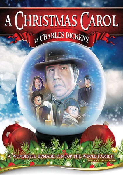 A Christmas Carol - DVD / VOD Release Nov 22/16!