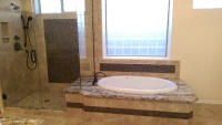 Clean, Simple Bathroom Remodel
