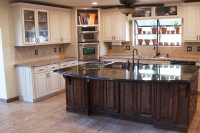 Old World, Tuscan Kitchen Remodel