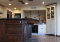 Custom Crafted Kitchen Islands