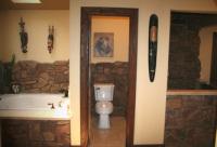 Rustic, Earthy Master Bathroom Remodel