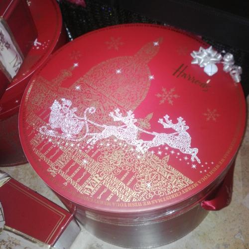 Harrods Gift box