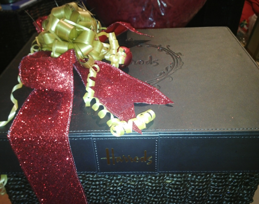 Harrods Hamper