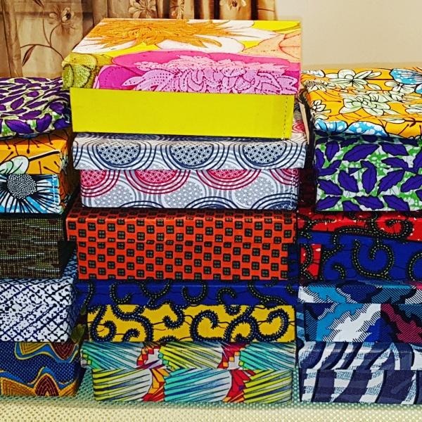 Ankara Gift Boxes
