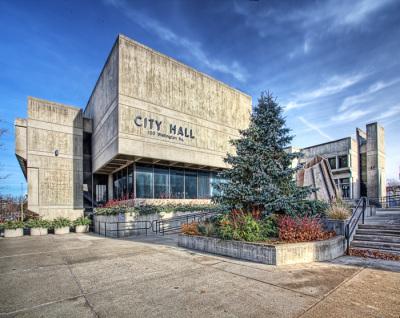Haunted City Hall