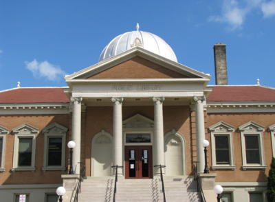 Haunted College & University