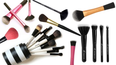 Affordable Makeup Brushes | Where to Shop