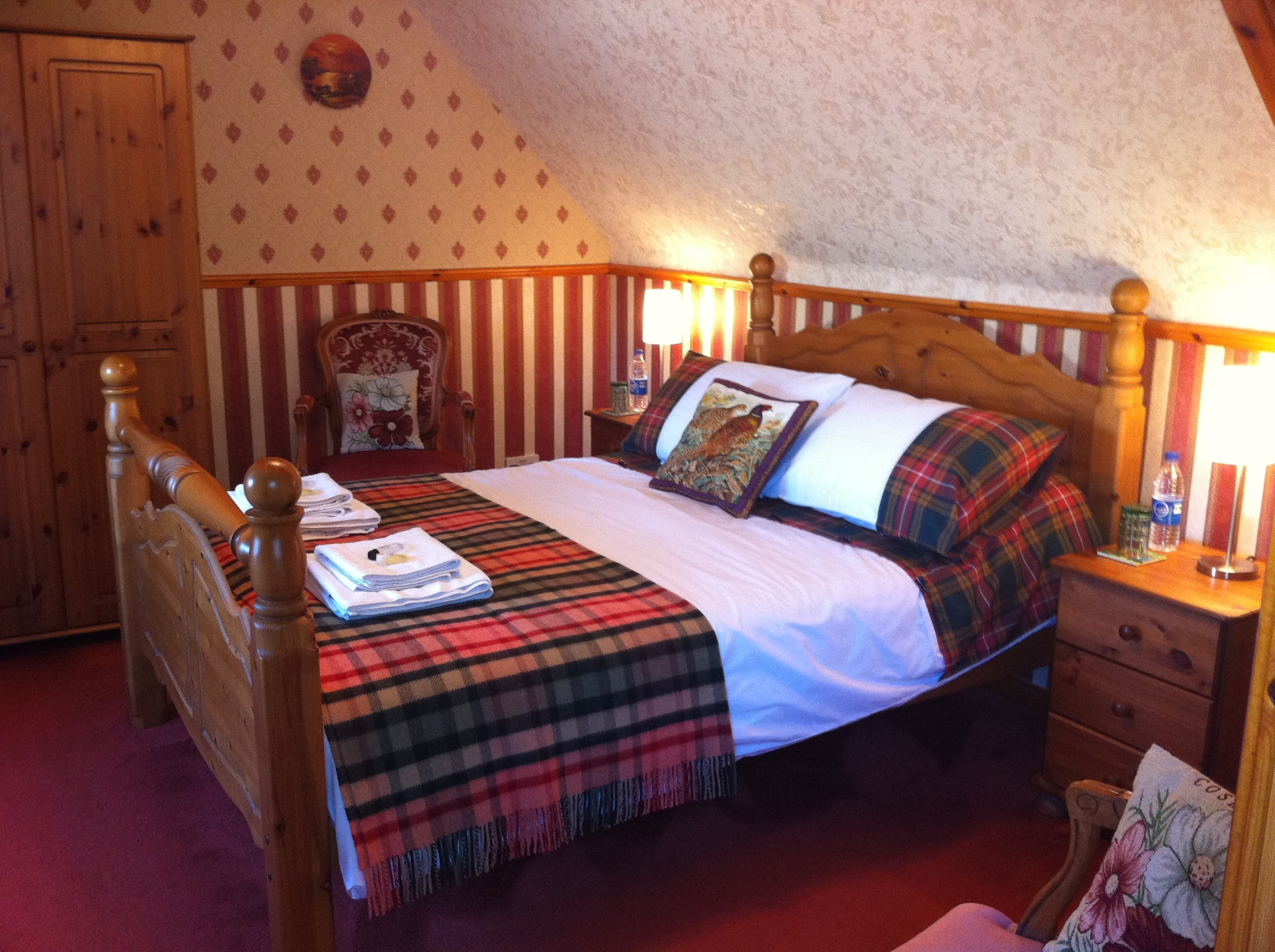 Highland House Double room