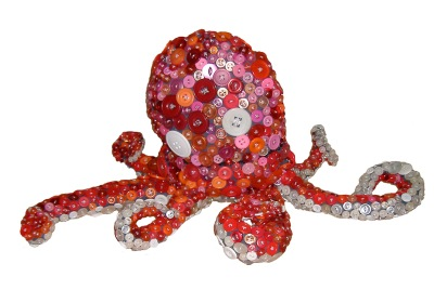 Button Octopus