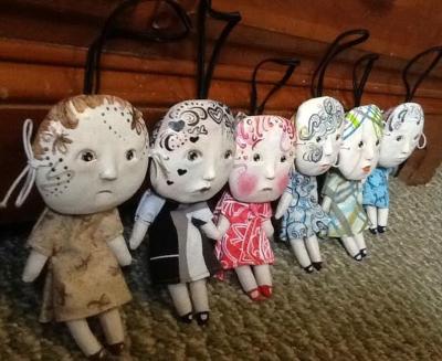 Little Mask Dolls