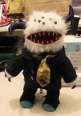 Mr. Yeti Monster
