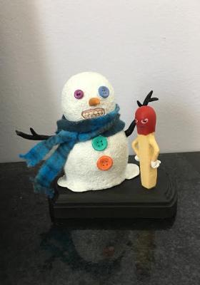 Snowman & Match