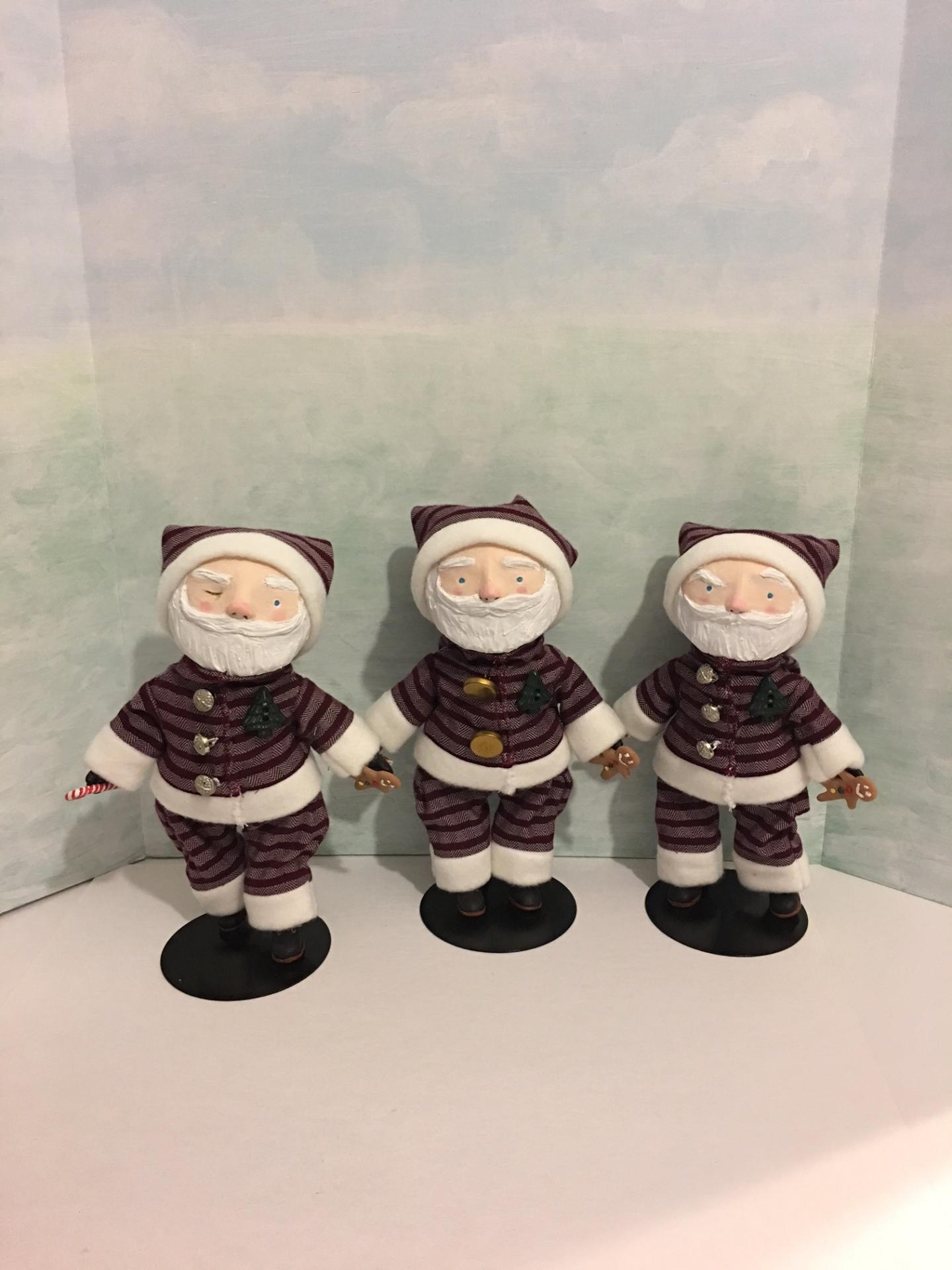 Dapper Santas