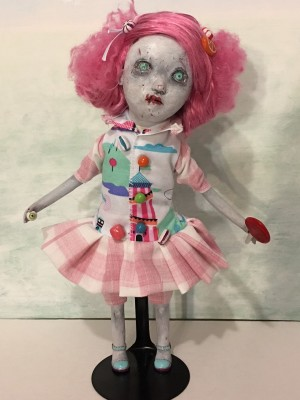 Candygirl Zombie