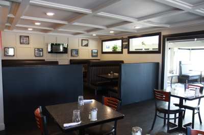 Peachy Sams Steakhouse Restaurant At 24 7 Travel Centre In Dafoe Home Remodeling Inspirations Cosmcuboardxyz
