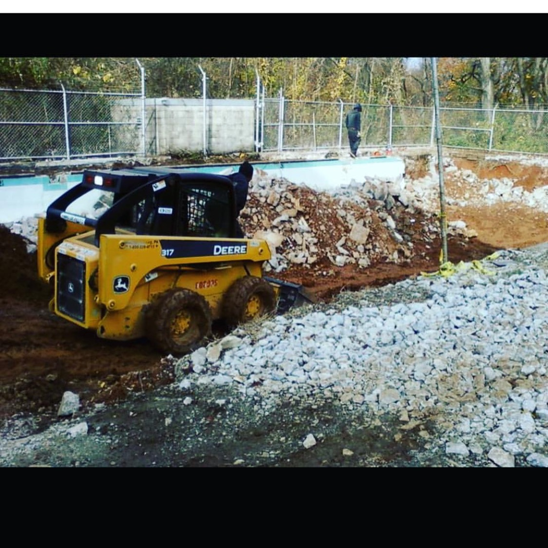 demo, demolition, construction, contractor, philadelphia, new jersey, backfill, excavate