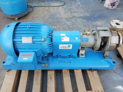 Durco Pump 40 Horsepower