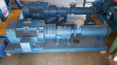 Goulds 60 HP Pump