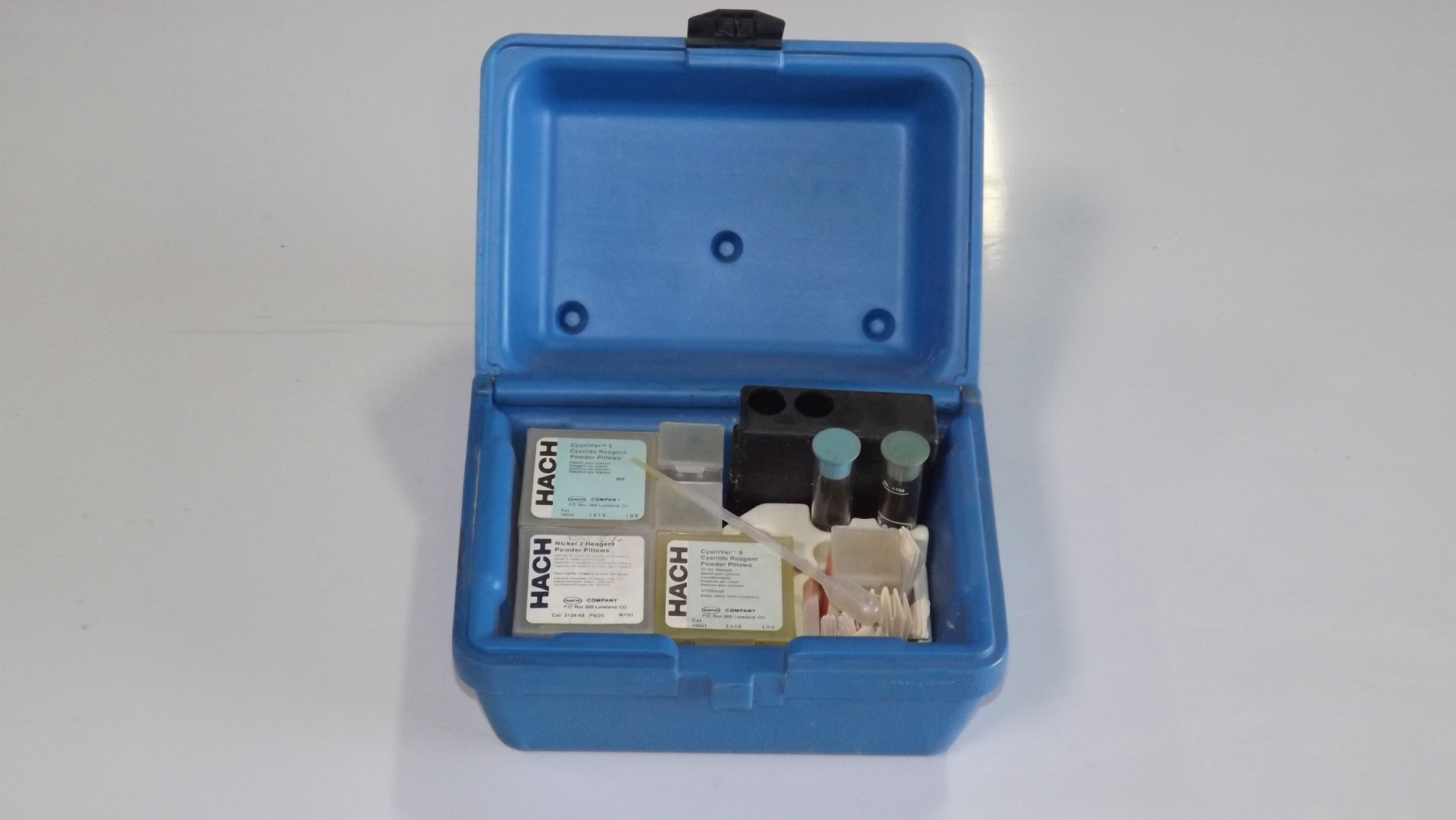 HACH Copper Test Kit