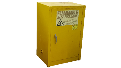 Eagle, 12 Gallon Flammable, Safety Cabinet, Eagle 12 Gallon Flammable Safety Cabinet