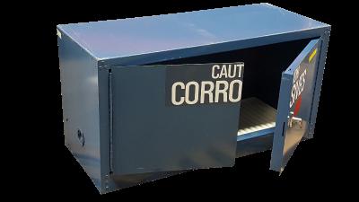 JustRite 15 Gallon Corrosive Safety Cabinet