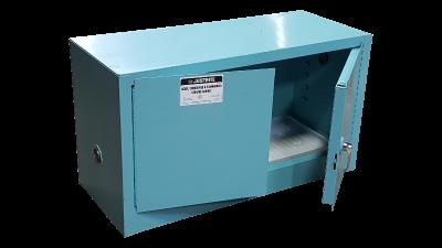 JUSTRIGHT, 17 Gallon Acid Safety Cabinet, JUSTRIGHT 17 Gallon Acid Safety Cabinet