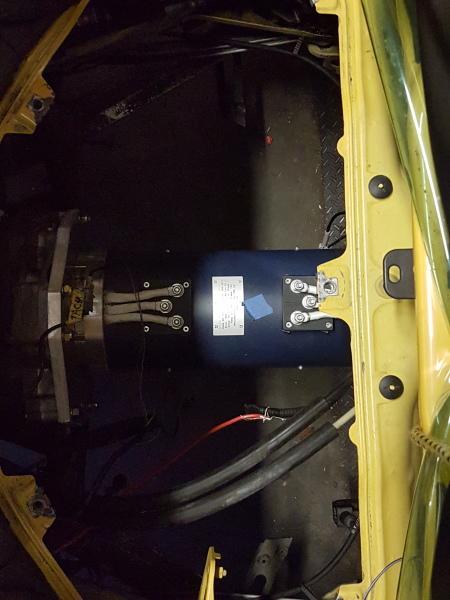 Fuel Tank void