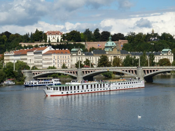 First members draw = 15 day European river cruise.