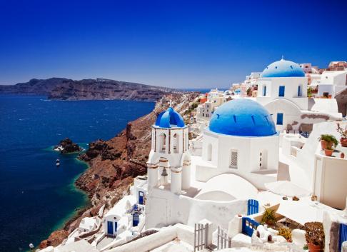 Santorini (Greek islands)