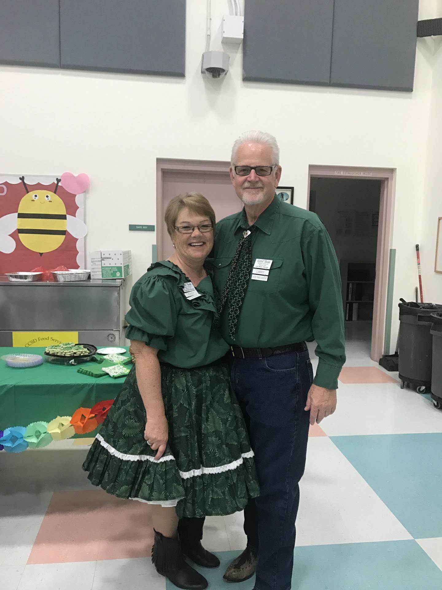 Cindy & Larry Phillips
