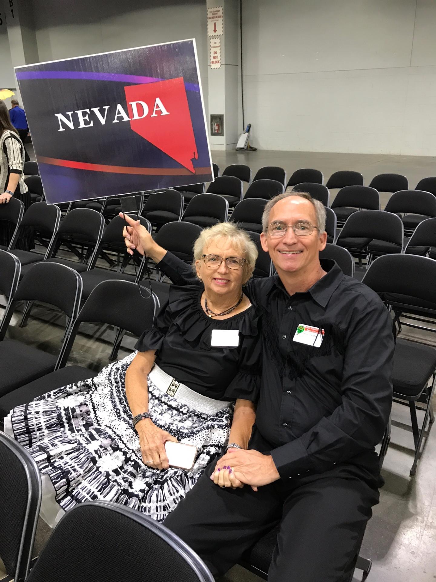 Steve & Jackie Sheaffer