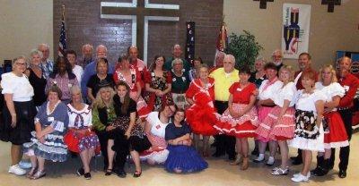 Kingman Rte 66 Dance