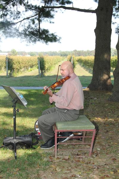 Robert Sorel Violinist Music Lessons
