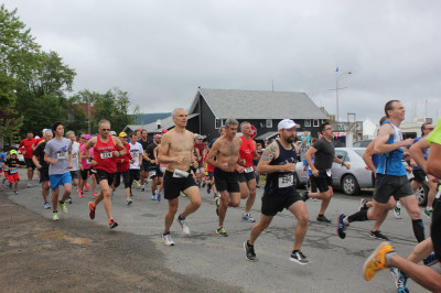 Dan MacDonald 10K returns on Canada Day