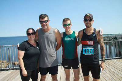 Biggest turnout yet for Shippagan festival race