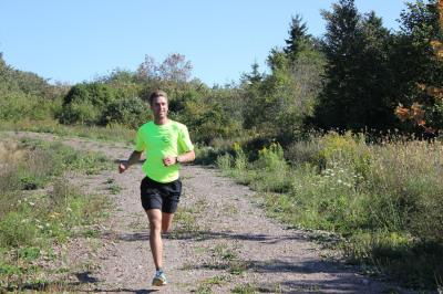 New course records in the Coxheath Hills