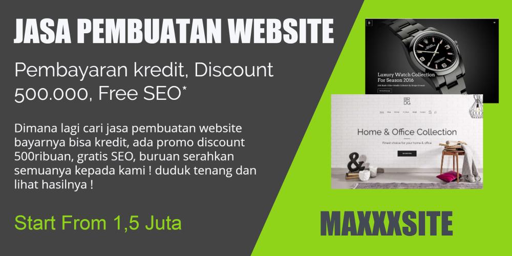 jasa pembuatan website batam