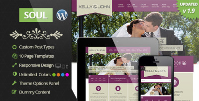 Pre Wedding Website